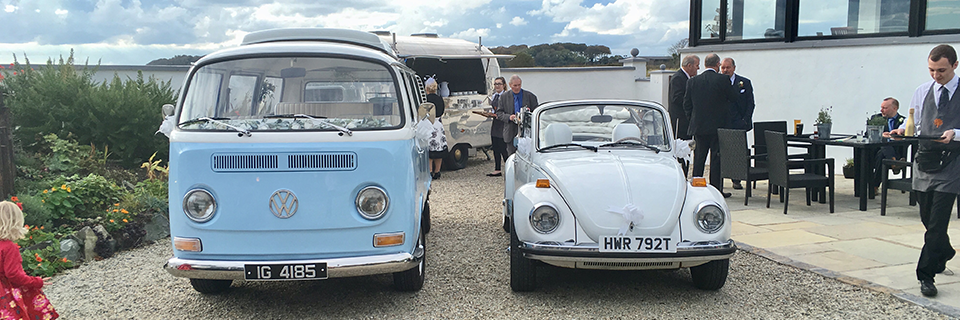 Logybear VW Campervan & Beetle Wedding Hire - Northern Ireland